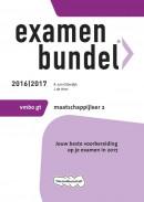 Examenbundel vmbo-gt Maatschappijleer 2016/2017