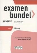 Examenbundel vwo Biologie 2016/2017