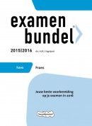 Examenbundel havo Frans 2015/2016