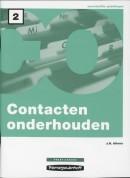 Contacten onderhouden Niveau 2 Praktijkboek