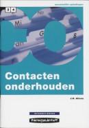 Contacten onderhouden Niveau 3/4 Informatieboek