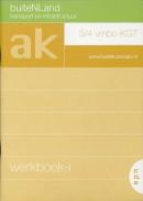 BuiteNLand 3/4 Vmbo-KGT transport en infrastructuur Werkboek-i
