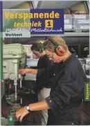Metalelektro/Metaaltechniek Verspanende techniek 1 Werkboek