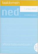 Taaldomein 1 Vmbo-KGT Differentiatiewerkboek-i