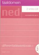 Taaldomein 2 vmbo-LB differentiatiewerkboek-i