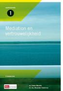 Mediation en vertrouwelijkheid