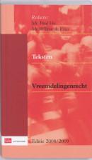 Teksten Vreemdelingenrecht 2008-2009