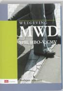 Sdu wettenverzameling Wetgeving MWD, SPH, HBO-V, CMV 2010-2011