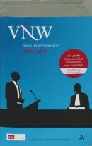 Verzameling nederlandse wetgeving 2010-2011 set 3dln