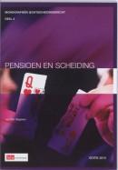 Monografieen (echt)scheidingsrecht Pensioen en scheiding