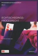 Monografieen (echt)scheidingsrecht Echtscheidingsprocesrecht 2010