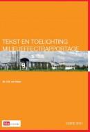 Tekst en toelichting milieueffectrapportage 2011