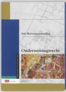 Sdu Wettenverzameling Ondernemingsrecht. Editie 2011