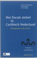 Fiscale geschriften Het fiscale stelsel in Caribisch Nederland