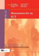 Monografieen Recht en Informatietechnologie Bestuursrecht en ICT