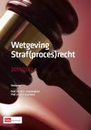 Wetgeving Straf(proces)recht 2011-2012