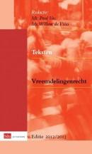 Teksten vreemdelingenrecht 2012-2013