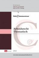 Sducommentaar Sdu Commentaar Arbeidsrecht 2013