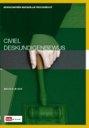 Monografieen Burgerlijk Procesrecht Civiel deskundigenbewijs