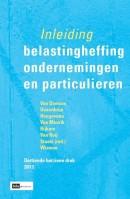 Inleiding Belastingheffing Ondernemingen en Particulieren 2013