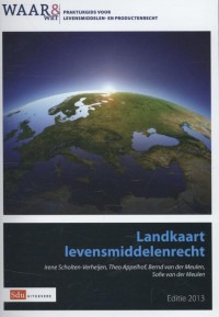 Waar & Wet Landkaart Levensmiddelenrecht