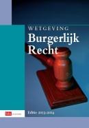 Wetgeving Burgerlijk Recht, Editie 2013-2014