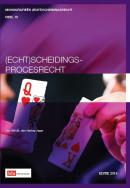 Monografieen (echt)scheidingsrecht (Echt)scheidingsprocesrecht.