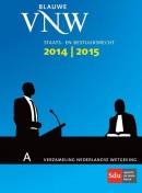 Blauwe VNW 2014-2015
