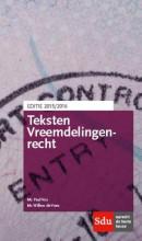 Teksten Vreemdelingenrecht