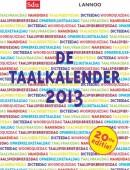 Taalkalender 2013