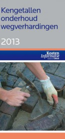 Kengetallen onderhoud wegverhardingen, 2013