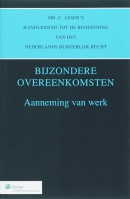Asser serie Mr. C Asser's handleiding tot de beoefening van het Nederlands burgerlijk recht III C Aanneming van werk Bijzondere overeenkomsten