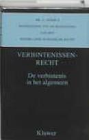 Mr. C. Asser's handleiding tot de beoefening van het Nederlands burgerlijk recht 1 De verbintenis in het algemeen