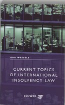 Current topics of international insolvency law