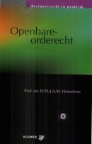 Bestuursrecht in de praktijk Openbare-orderecht