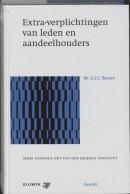Serie vanwege het Van der Heijden Instituut te Nijmegen Extra-verplichtingen van leden en aandeelhouders