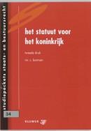 Studiepockets staats- en bestuursrecht Het Statuut voor het Koninkrijk