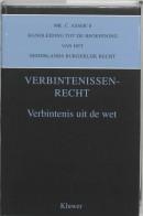 Asser serie Mr. C. Asser's handleiding tot de beoefening van het Nederlands burgerlijk recht 4-III verbintenissenrecht