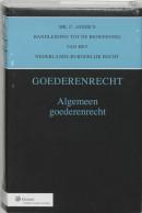 Asser serie Mr. C. Asser's handleiding tot de beoefening van het nederlands burgerlijk recht 3-I Goederenrecht