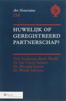 Ars notariatus Huwelijk of geregistreerd partnerschap?