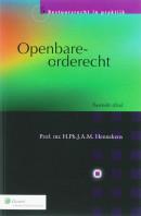 Bestuursrecht in praktijk Openbare-orderecht