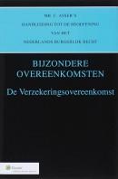 Asser serie Mr. C. Asser's handleiding tot de beoefening van het Nederlands burgerlijk recht De verzekeringsovereenkomst Bijzondere overeenkomsten