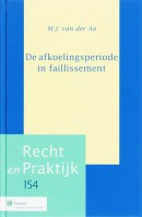 De afkoelingsperiode in faillisement
