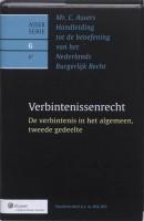 Mr. C. Asser's handleiding tot de beoefening van het Nederlands burgerlijk recht 6-II Verbintenissenrecht - De verbintenis in het algemeen, 2e gedeelte