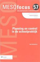 Meso focus Planning en control in de schoolpraktijk