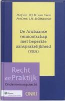 De Arubaanse Vennootschap met beperkte aansprakelijkheid (VBA)