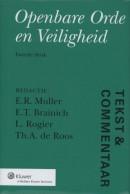 Tekst & Commentaar: Openbare Orde en Veiligheid, 2e druk