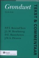 Tekst & commentaar Grondwet voor het koninkrijk der Nederlanden