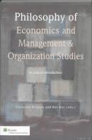Philosophy of economics and management & organization studies