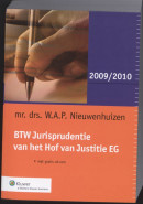 BTW Jurisprudentie van het Hof van Justitie van de Europese Gemeenschappen 2009/2010